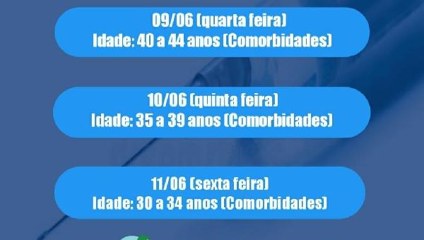 CAMPANHA DE VACINAÇÃO CONTRA A COVID-19 .